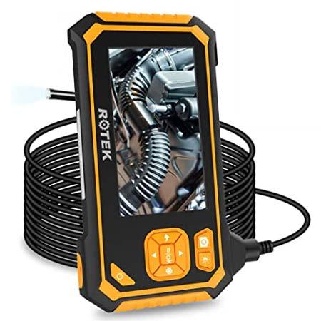 Endoscope - Fibre optique 5 mètres