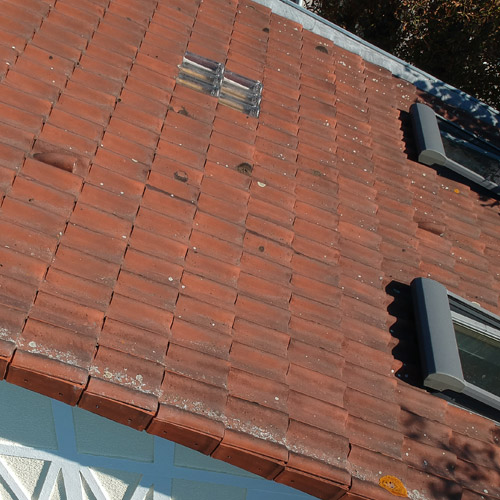 Expertise toiture maison bâtiment